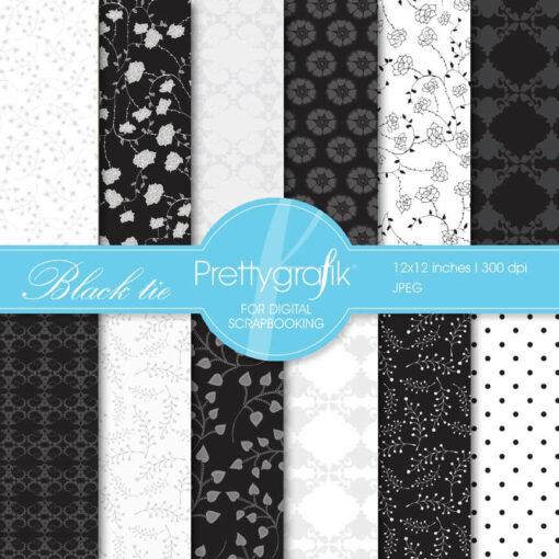 Black tie papers