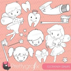 Tooth fairy stamps