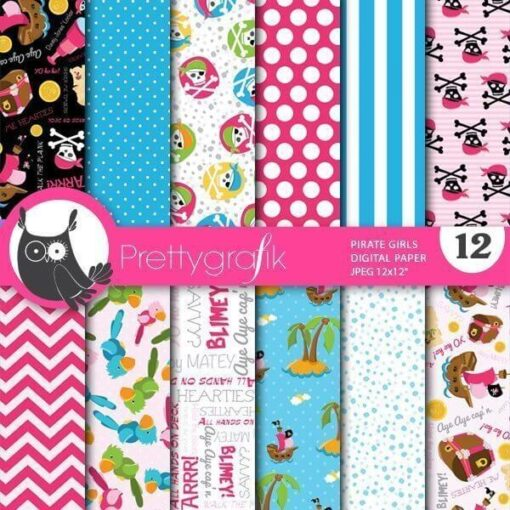 Pirate girl papers