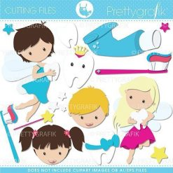 Tooth fairy cutting files