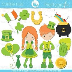 St-Patrick's day cutting files