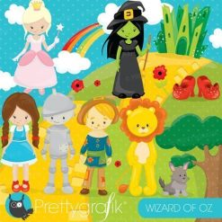 Wizard of oz clipart