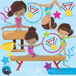 Gymnastic clipart