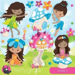 Fairies clipart