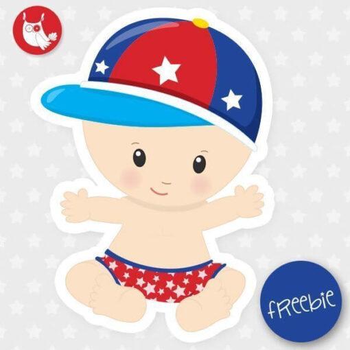 American baby Freebie