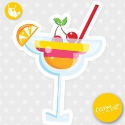 Cocktail Freebie