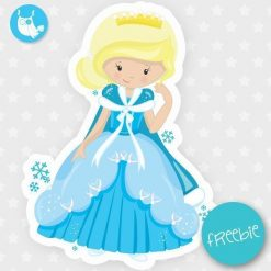 Ice princess Freebie