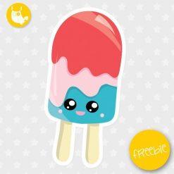 Popsicle Freebie