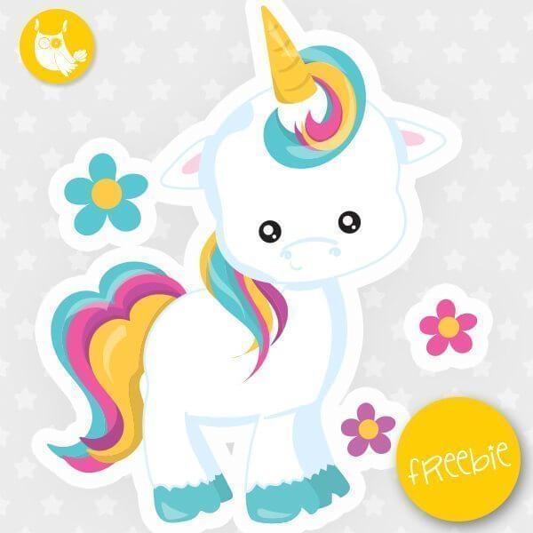 Unicorn Freebie