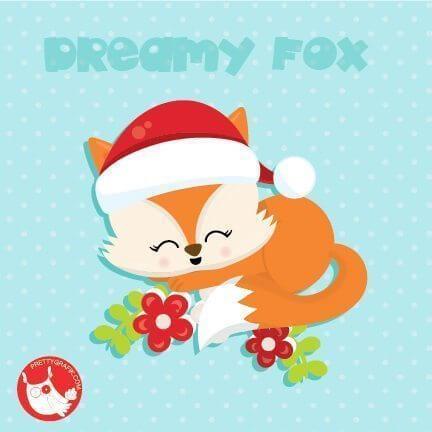 Dreamy Fox Freebie