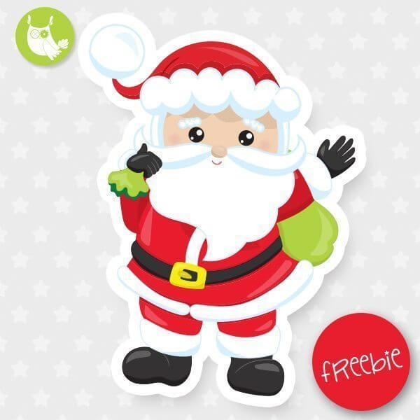 Santa Freebie