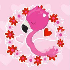 Flamingo Freebie